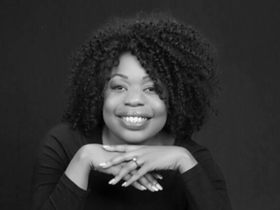 Lisa smiling, director of finance