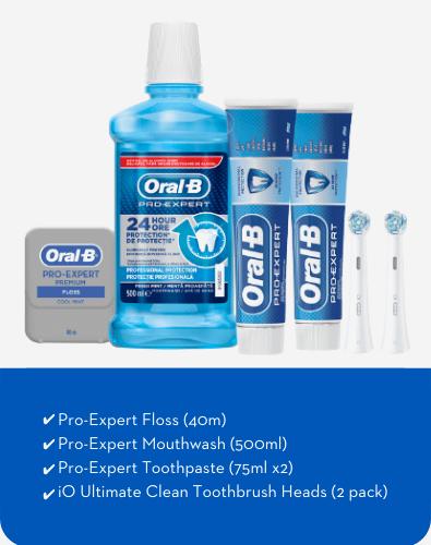 PRO-EXPERT CLEAN + White Refills