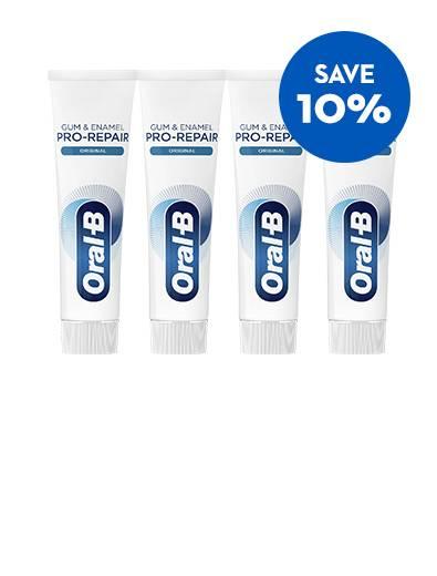 Save 10% off Gum & Enamel Repair Original Toothpaste