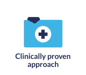 Optifast has a clinically proven approach