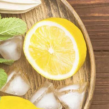 Über Zitrone