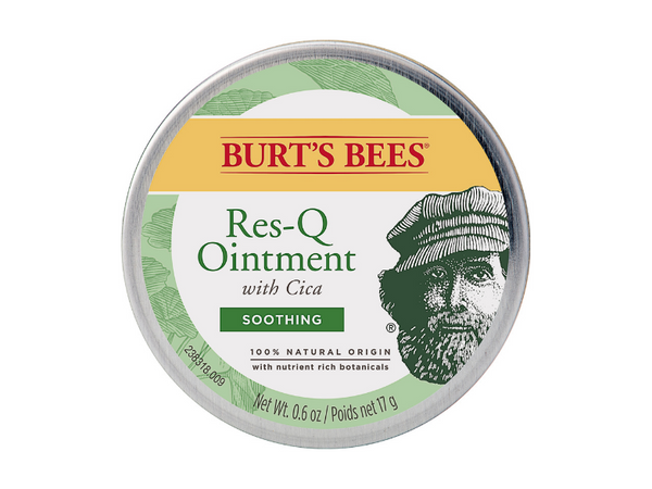 A tin of Burt's Bees Res Q Ointment with Cica
