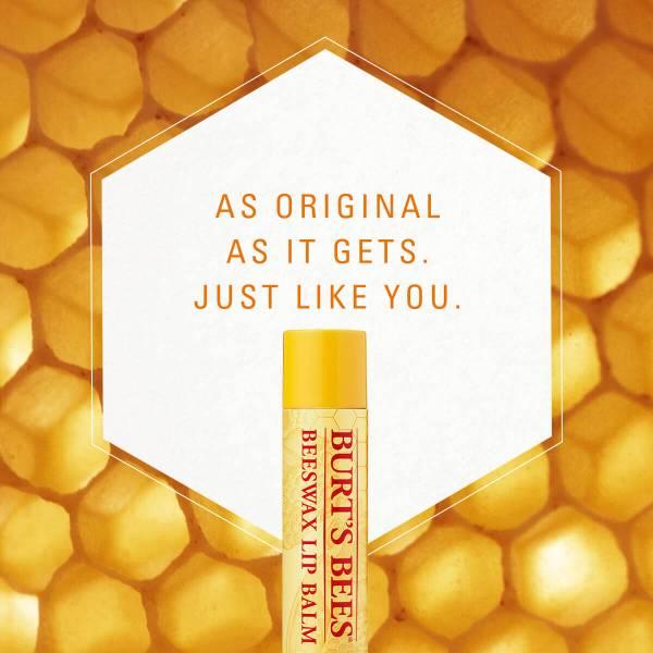Burt's Bees Original Beeswax Lip Balm