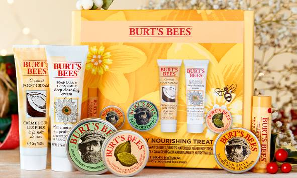Looking for a sustainable gift this year? Look no further - Burt's Bees has a selection of gift sets that are as good for the environment as they are for your skin!
