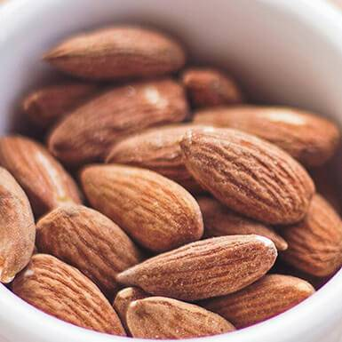 about almond
