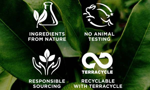 Burt's Bees always used ingredients from nature, never tests on animals, responsibly sources ingredients and uses recyclable packing