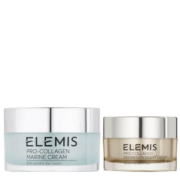 Elemis Marine Cream 50ml and Definition Night Cream