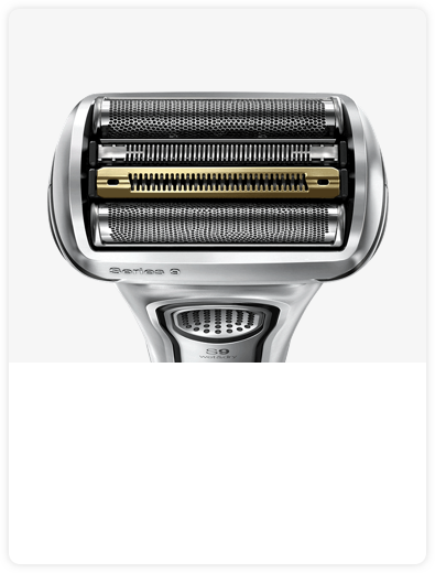 Electric Shaver Head