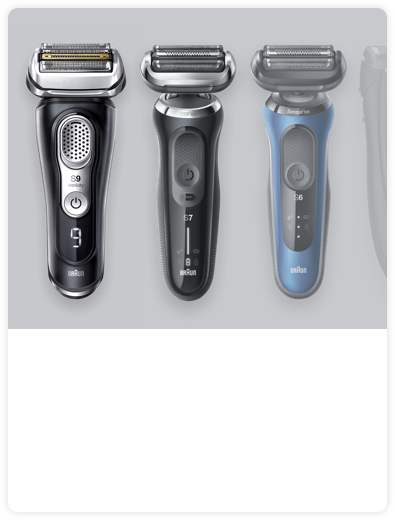 All Electric Shavers