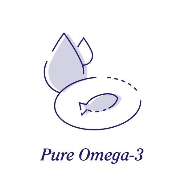 Pure omega-3