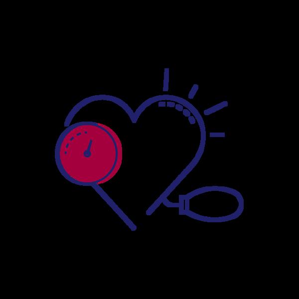 Blood pressure heart