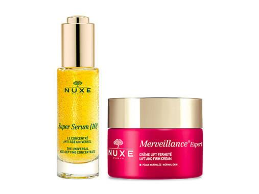 No. 1 in anti-ageing skincare(1) in pharmacies, Laboratoire NUXE offers exceptional products.
