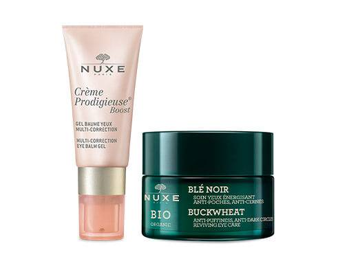 NUXE eye creams moisturise, refresh and act against signs of ageing.