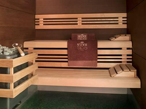 Parfait allié détox et bien-être, découvrez l'Art du Sauna au Spa NUXE Montorgueil à Paris.