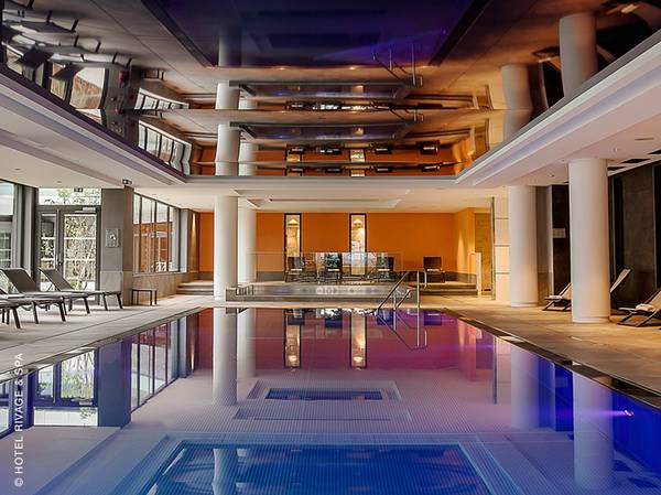 74 - Annecy Spa NUXE - Rivage Hôtel****