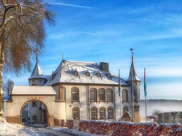 Am Schlass L – 9774 Urspelt - Grand Duché de Luxembourg<br>  info@chateau-urspelt.lu<br> +352 26 90 56 10