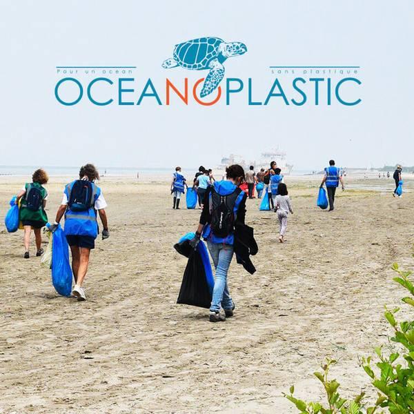 Lutter contre la pollution plastique des océans avec l'ONG OCEANOPLASTIC