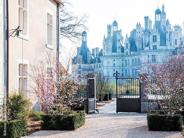Place Saint Louis - 41250 Chambord<br>  info@relaisdechambord.com<br> Tél.: 02 54 81 01 01