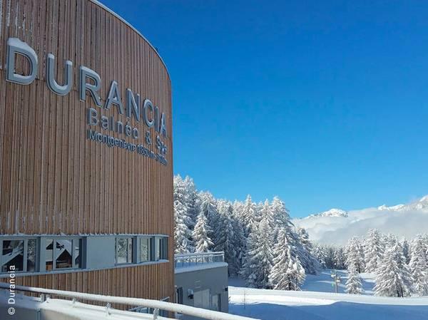 Route nationale - 05100 Montgenèvre <br>  contact@durancia.com<br> Tél.: 04 92 20 67 70