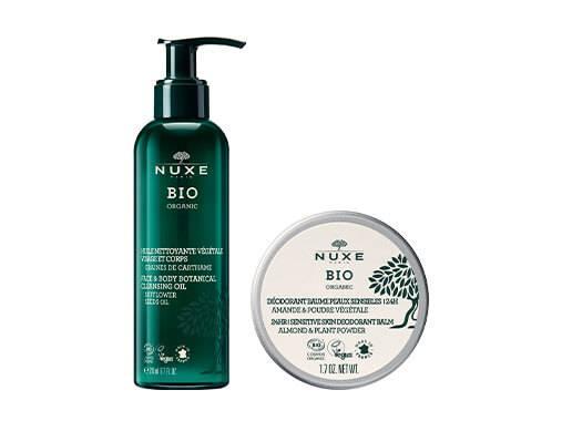Provides intense nourishing to renew and soften dry skin.