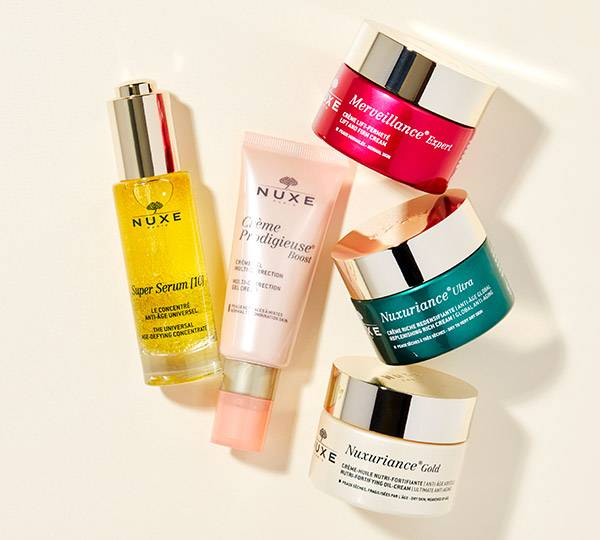 THE ANTI-AGING ESSENTIAL FOR ALL SKIN TYPES