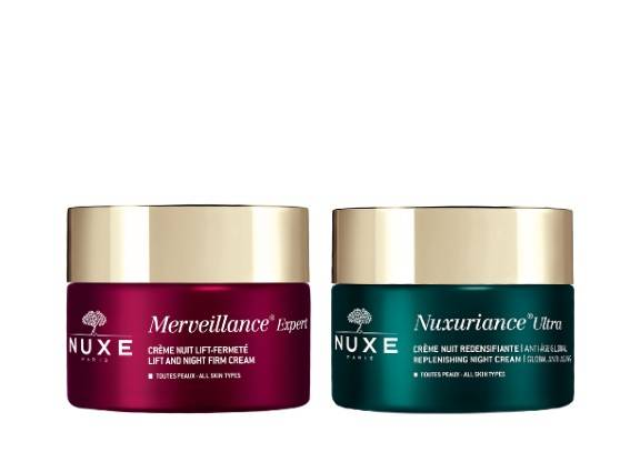 Night creams. Use anti-wrinkle night creams for a fresh and radiant complexion in the morning. Night after night, it helps to renew and replump the skin, and smooth away wrinkles.