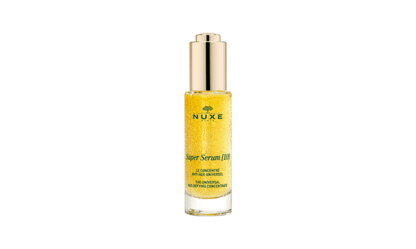 The universal anti-aging concentrate. Super Serum [10]. Serum with hyaluronic acid: correction of wrinkles, firmness, dark spots