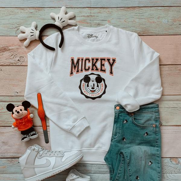 Disney Mickey New York Sweatshirt