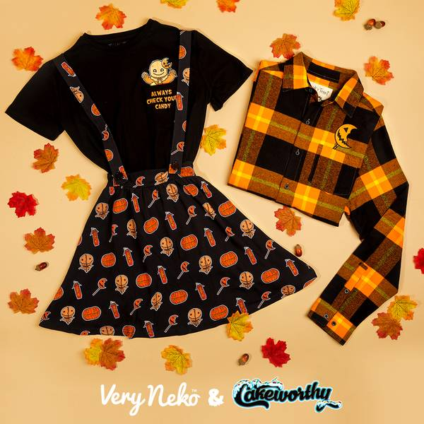 Cakeworthy Halloween at VeryNeko