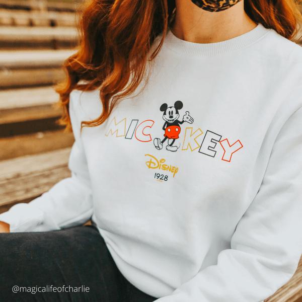 Disney Sweatshirts