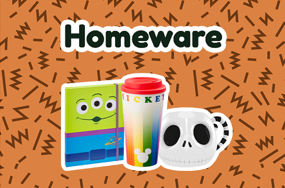 View our must have homeware!