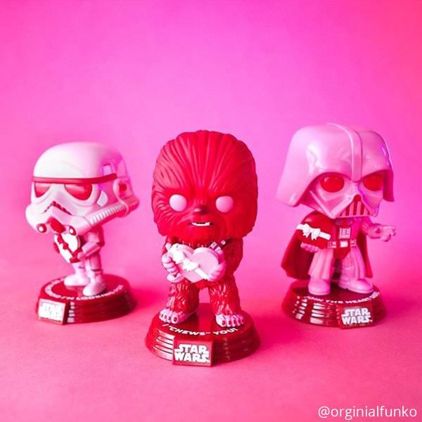 Funko Pops! Star Wars