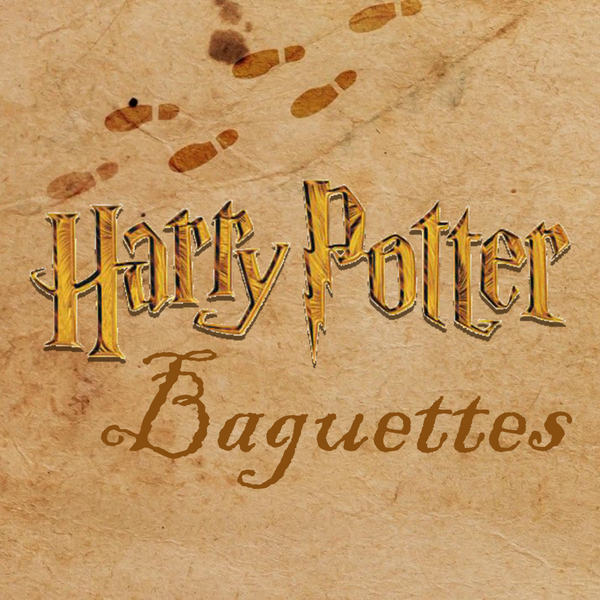 Baguettes Harry Potter chez VeryNeko