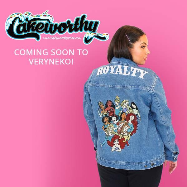Cakeworthy at VeryNeko