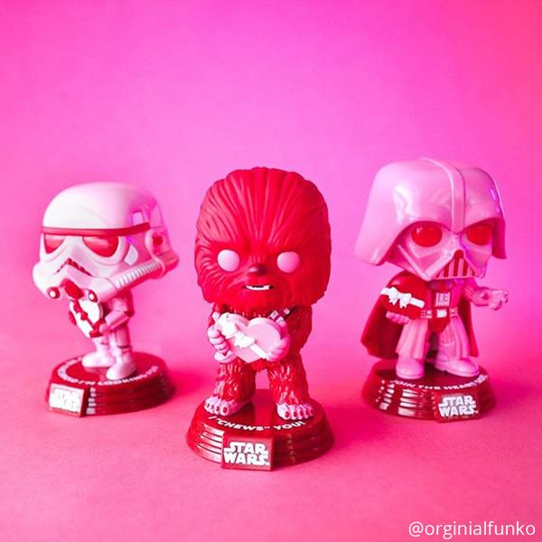 Star Wars Funko Pop at VeryNeko