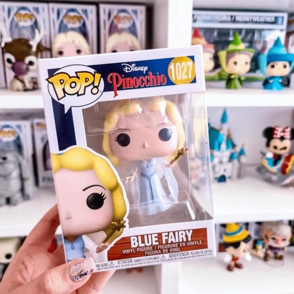 Disney Pinocchio Blue Fairy Pop! Vinyl Figure