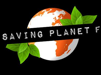 Saving Planet F logo