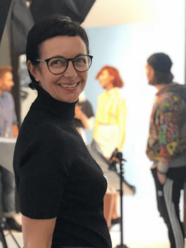 Tracy Hayses, Fudge Professional's Global Brand Ambassador