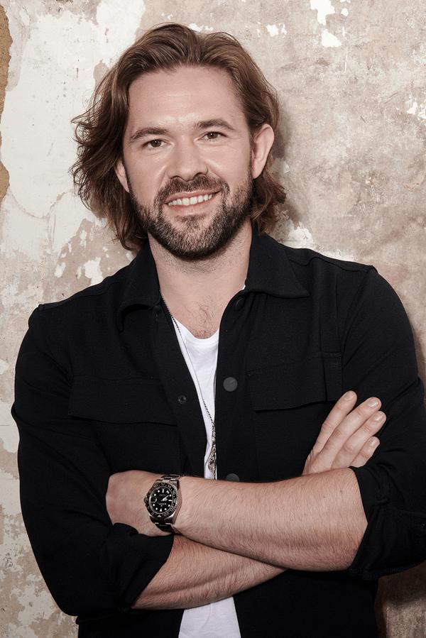 Jonathon Andrew, Fudge Professional's Global Brand Ambassador