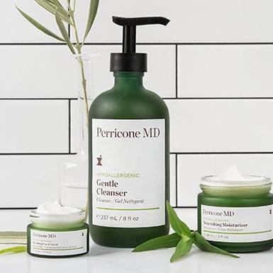 Hypoallergene Hautpflege