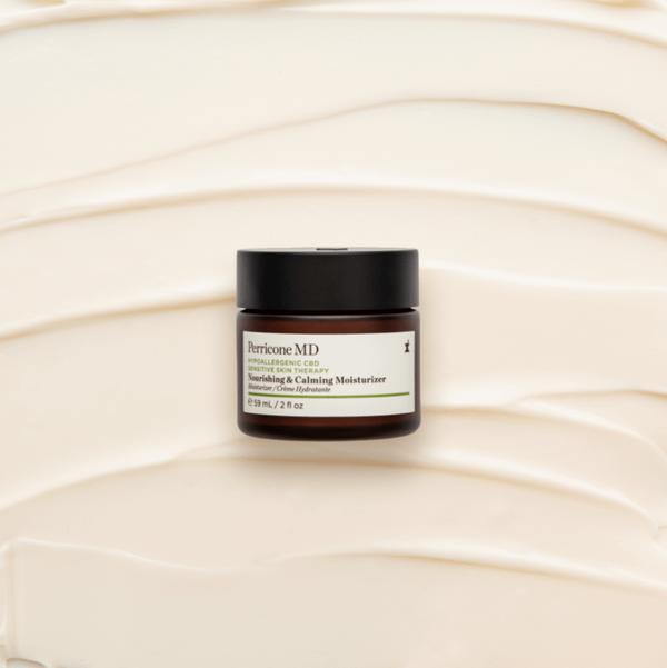 Hypoallergenic CBD Crema per pelle sensibile