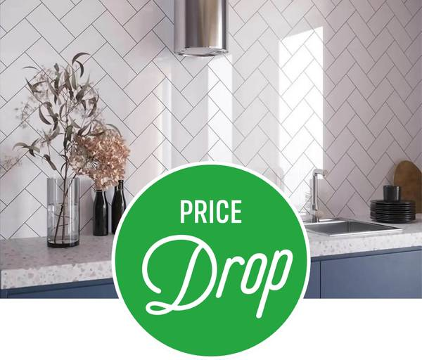 Tiling Price Drops