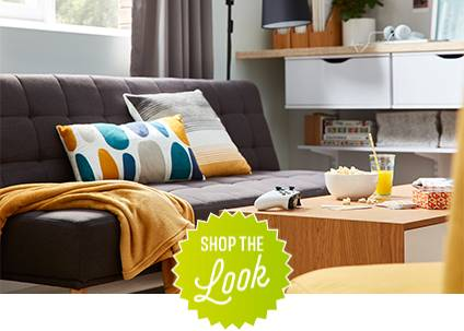 Shop the look - family room