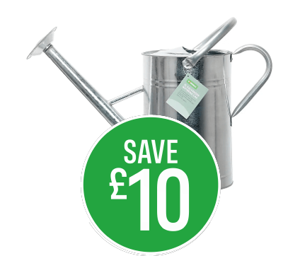Save £10 Homebase Watering Can 9l
