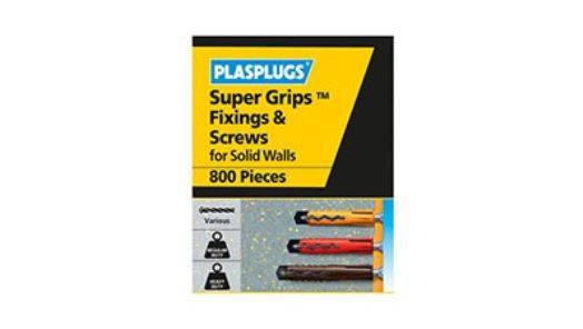 Wall Plugs & Fixings