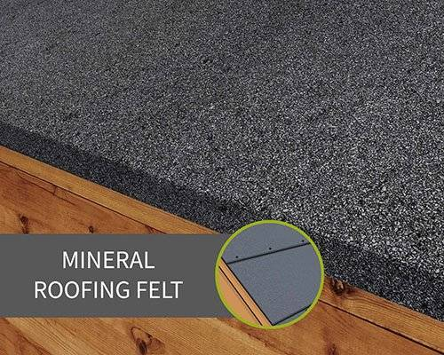 Mineral Roofing Felt