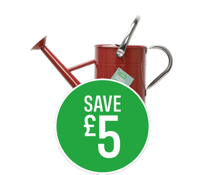Save £5  Homebase Watering Can 4.5l