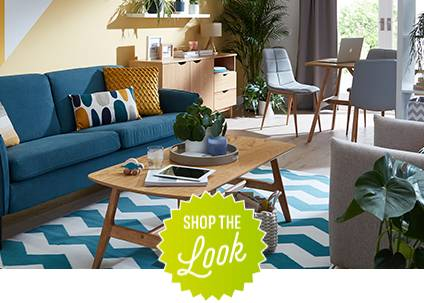 Shop the look - living/dining