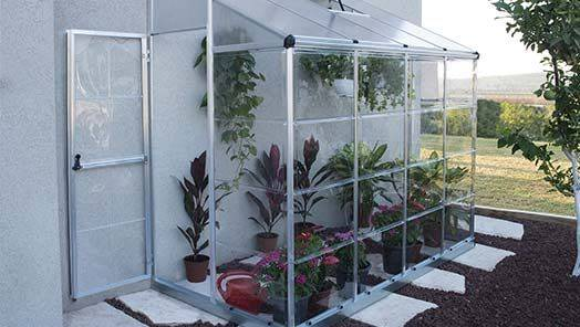 Lean To Greenhouses