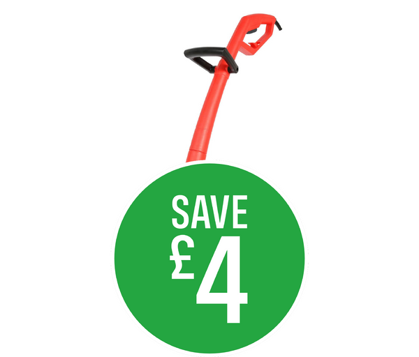 Save £4 - Sovereign 250W Electric Grass Trimmer 22cm